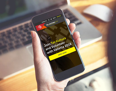 Tal-Kultura Multilingual Responsive Website Development