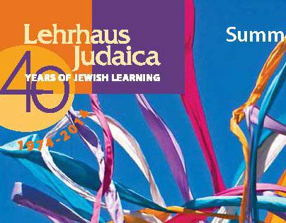 Lehrhaus Judaica