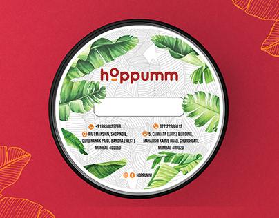 Hoppumm Packaging