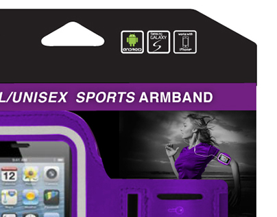 Travelocity Sports Armband - Final