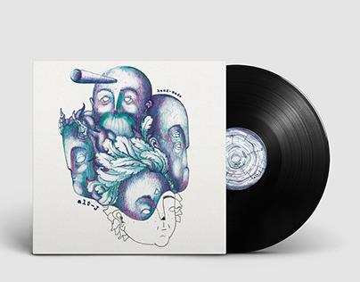 illustration »record sleeve«