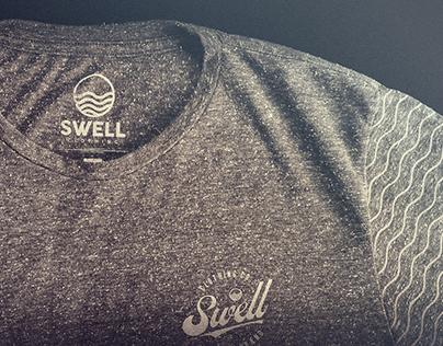 Swell Clothing • Apparel-Graphic Design & Development