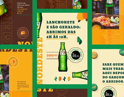 Cajuína São Geraldo | Posters