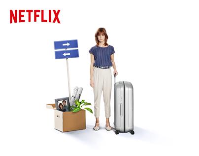 Netflix - Gente que viene y bah - Platform Art