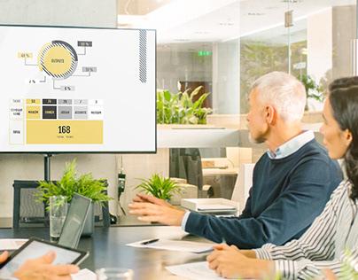 Report design for company