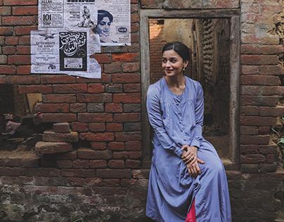 Portraits Of Raazi
