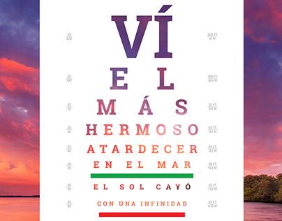 Ópticas Visión - Campaña Aniversario