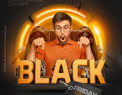 Social Media - Black Friday
