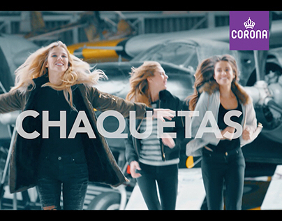 CORONA - SPOT TV / CHAQUETAS Y BOTAS