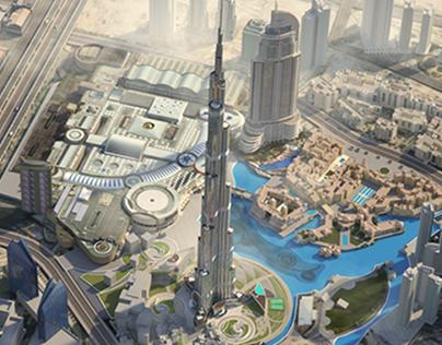 Dubai International Project 2017