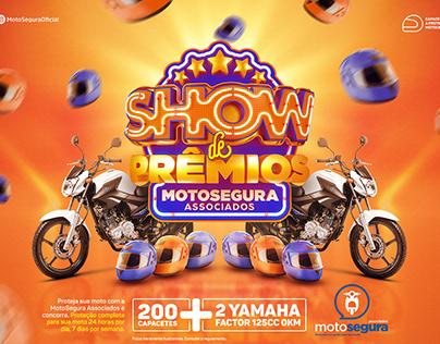 Show de Prêmios - MotoSegura