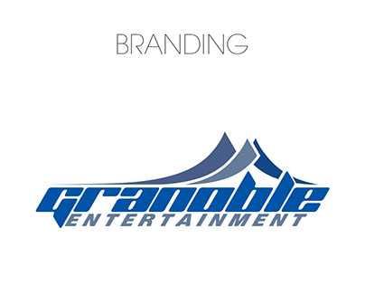 Granoble Entertainment - Branding