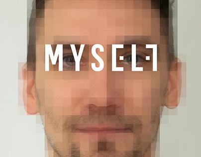 MYSELF interactive exhibition / 2016