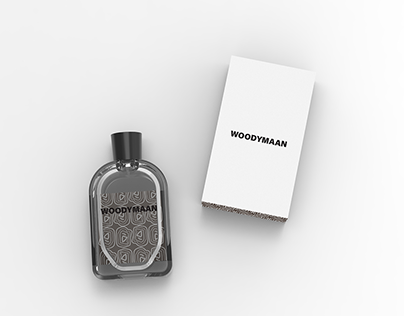 Perfume Packaging Design - Graphic Design