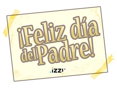 Día del padre - izzi