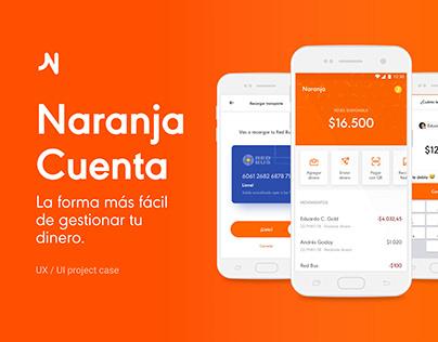 Naranja Cuenta