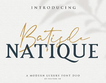 FREE | Batisde Modern Script