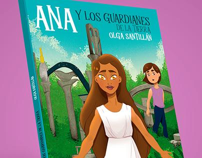 Ana y los guardianes de la Tierra