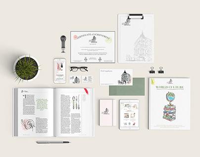 Brand Identity Design | Maison Imperiale