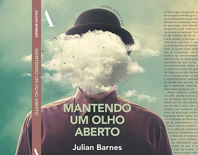 Capa do livro • Mantendo um olho aberto