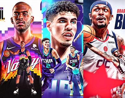 Sports Graphics 2021