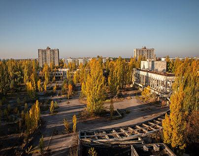 Autumn in Pripyat. Second visit in Chernobyl