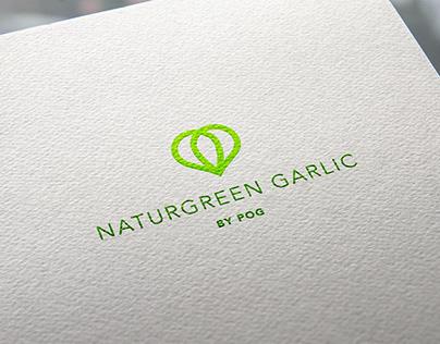 Naturgreen Garlic Logo