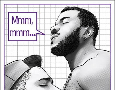 Queer Bait Comics: Yin Yang
