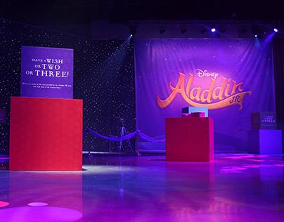 Aladdin JR. Branding