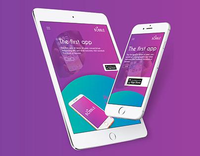 Website Bobble App