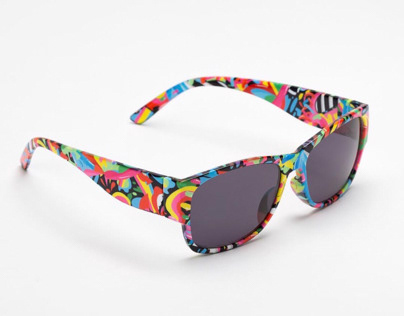 Sunglasses pattern for Client
