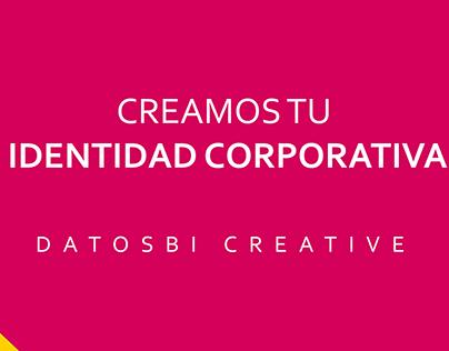 Creamos tu identidad corporativa