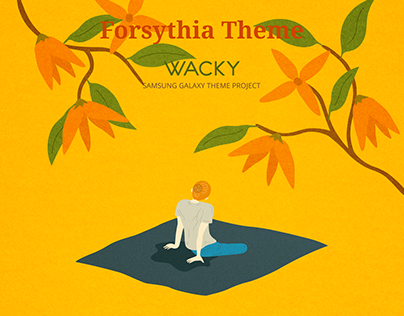 Theme06 - Forsythia