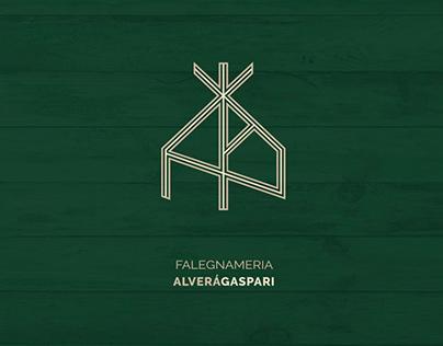 Falegnameria Alverà Gaspari / Brand Design