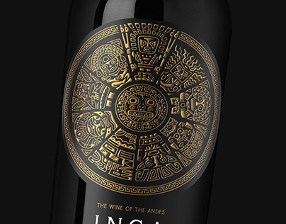 INCA - The wine of the Andes