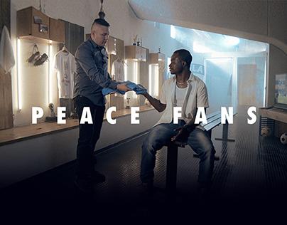 Peace Fans - Aguila / AB InBev
