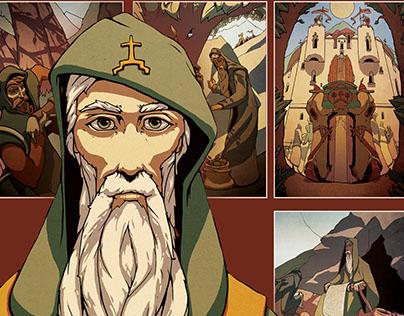 THE STORY OF ST. JOHN OF RILA