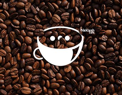 Logo Design & Branding - Nekash Cafe