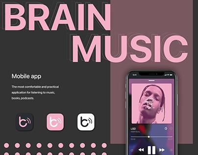 Mobile app | Music player