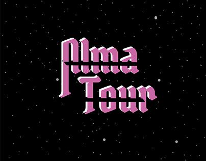 DISE 2618   Alma Tour- Publicación de lujo