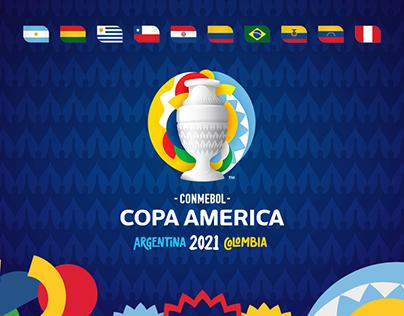 Copa América 2021 ARG/COL · Fixture