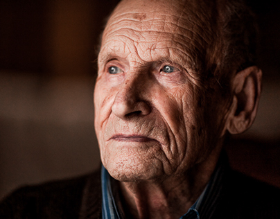 100 y.o. World War II veteran
