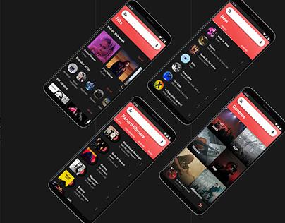 Beat Music App