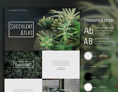Succulent Atlas
