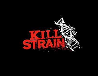 Kill Strain Motion Comic