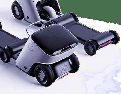 Oliver : Autonomous Delivery Mobility