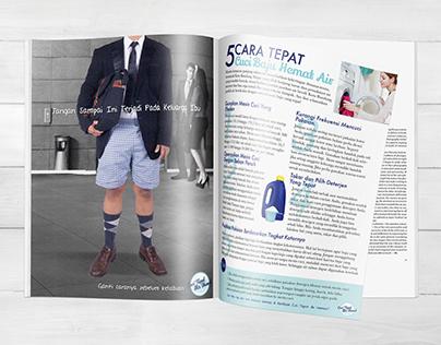 Social Campaign Assignment: Cuci Tepat Air Hemat