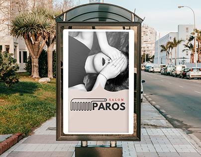 Paros-salon - Logo Design
