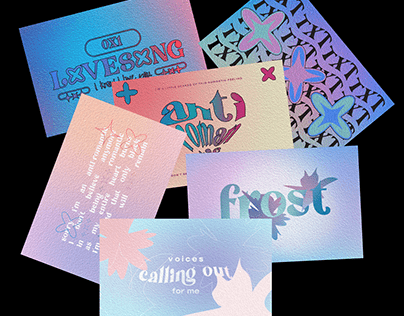 TXT Track Cards