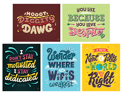 Illustrated Quotes